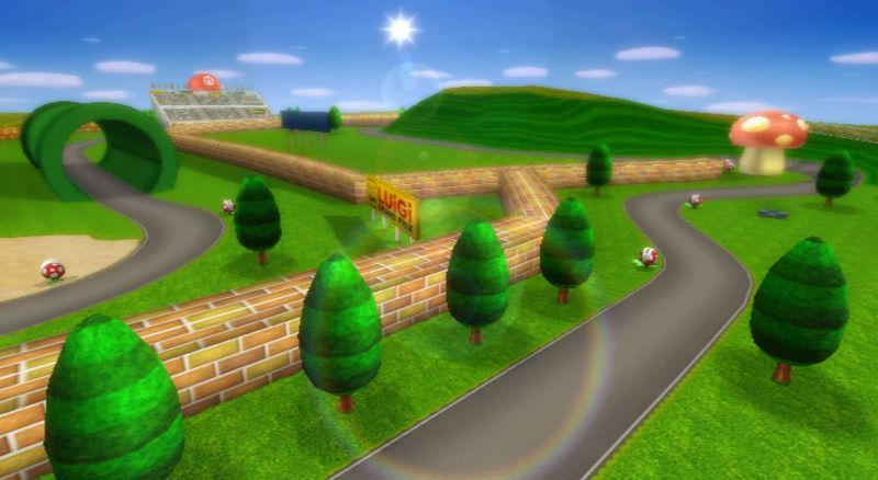 Autodrome Mario