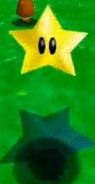 SM64 Screenshot Stern-Schatten