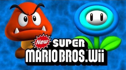Super Mario Bros Wii 1 - Sapecagens!!!