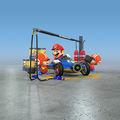 MK8 Artwork Mario 5