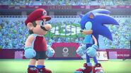 Mario sonic opening