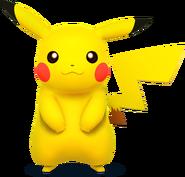 Pikachu - SSB4