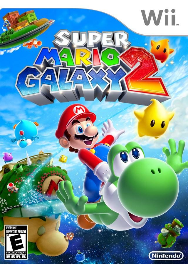 Super Mario Galaxy 2/Galerie