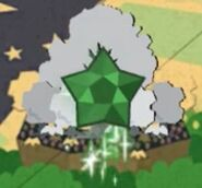 Emerald Star and Great Tree PMTTYD