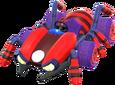 MKT Sprite Lila-Rot-Arachnobil