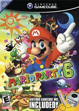 Mario Party 6