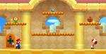 NSMB2 Screenshot Toad-Haus