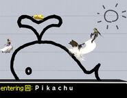 SSBB Screenshot PictoChat