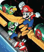 Mario Bros. jeu
