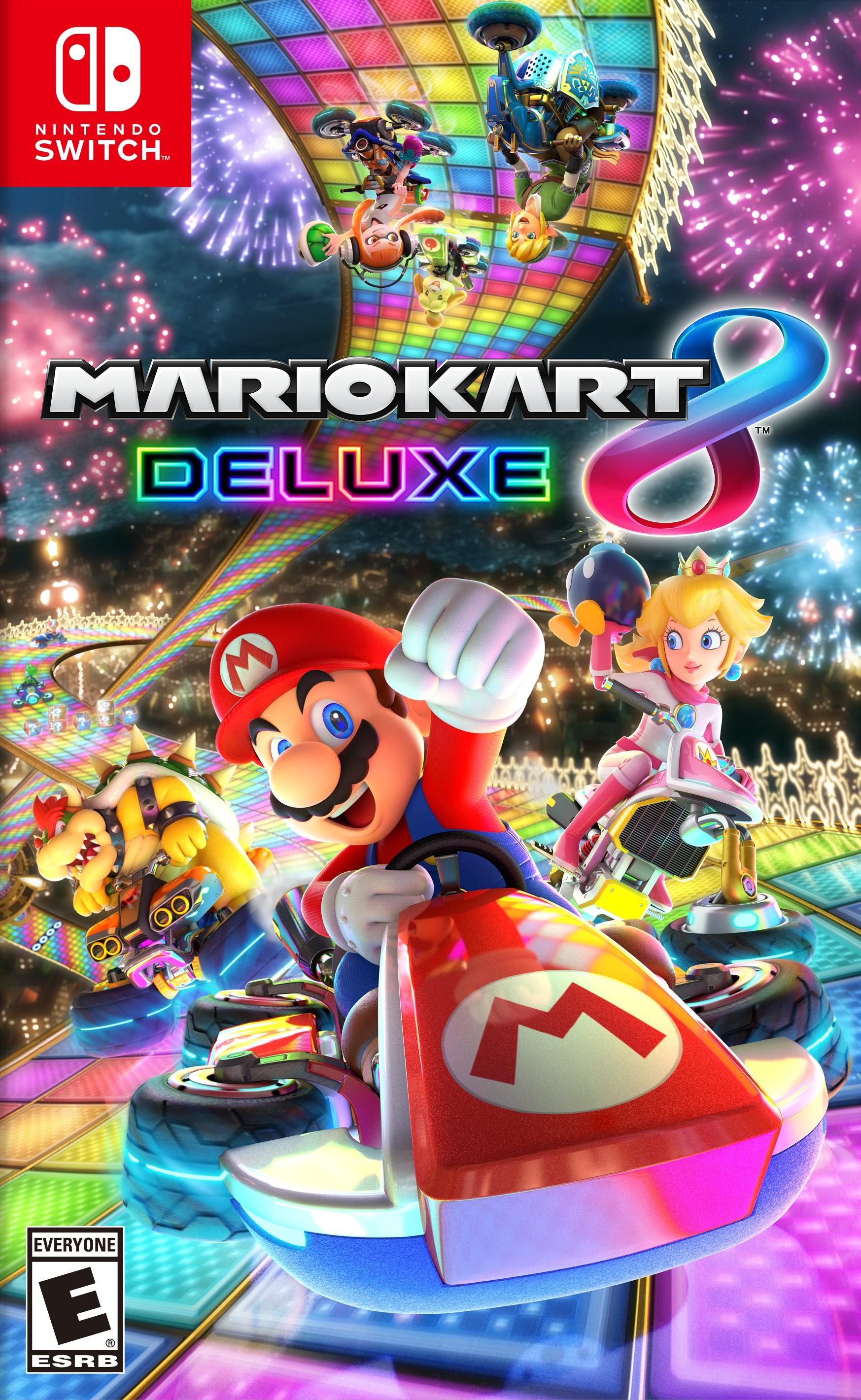 Mario Kart 8 Deluxe/Galerie