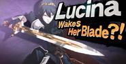 SSB4 Screenshot Charakter-Einführung Lucina