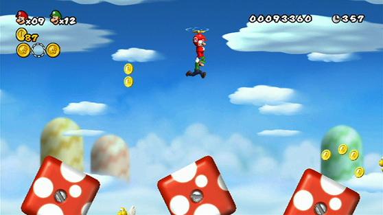 Mundo 1-5 (New Super Mario Bros. Wii)