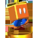 SSB4 Screenshot Trophäe Mario Propeller-Box.png