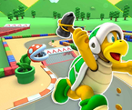MKT Sprite SNES Marios Piste 2 RT 5
