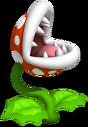 Nintendo, Artwork, Gegner, Piranha-Pflanze 2