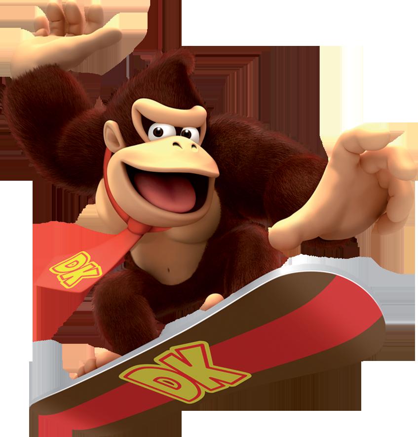 M&S2 Artwork Donkey Kong 2.png