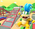 MKT Sprite SNES Marios Piste 3 T 4