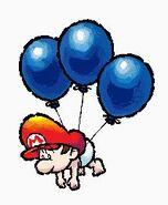 YT&G Artwork Baby Mario