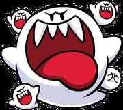 Big Boo Artwork - Mario Pinball Land.png