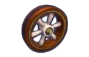 MK8 Sprite Holz-Reifen