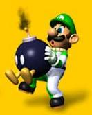 MP2 Artwork Luigi 2