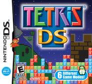 Tetris DS NA Box Art