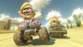 MK8 Screenshot Staubtrockene Wüste 2