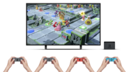Play styles - Super Mario Party