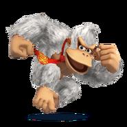 SSB4 Sprite Donkey Kong 5