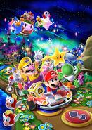 Illustration Mario Party 9 V2