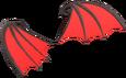 MKT Sprite Vampir-Flügel