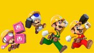Mario,Luigi,ToadyToadetteSMM2