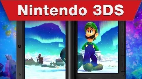 Nintendo 3DS - Mario & Luigi Dream Team E3 Trailer-2