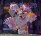SM3DW Screenshot Katzen-Bowser