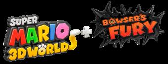 Super Mario 3D World + Bowser'fury logo2.png