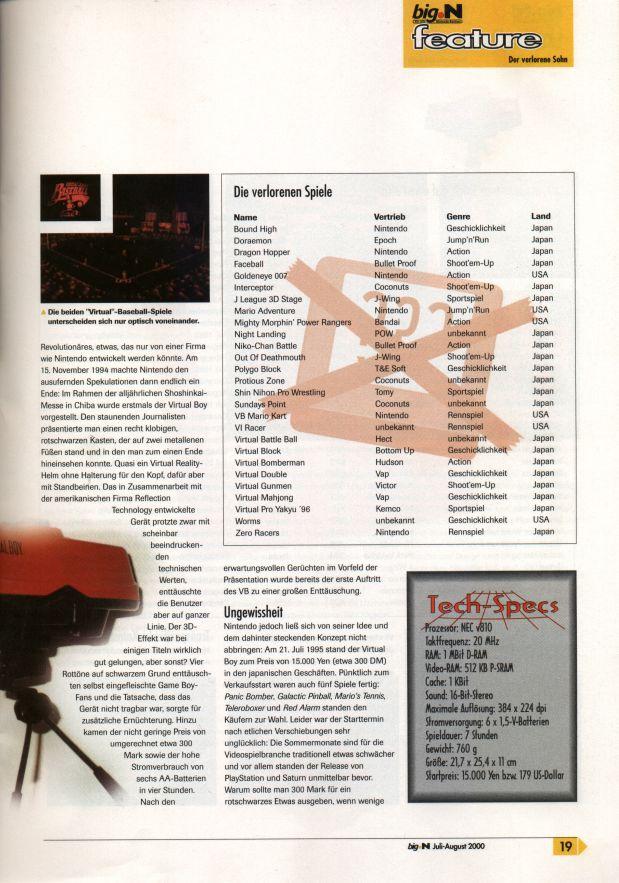 Virtual Boy Mario Kart