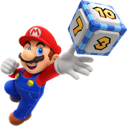 MPS Artwork Mario