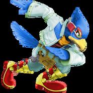 SSB4 Sprite Falco 6