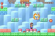 Fryguy Battle (Super Mario Advance)