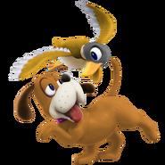 SSB4 Sprite Duck Hunt Duo 3