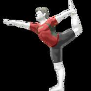 SSB4 Sprite Wii Fit-Trainer 5