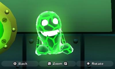Strong Greenie