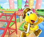 MKT Sprite 3DS Marios Piste T 6