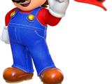 Super Mario Odyssey/Gallery