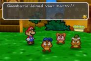 Goombario Joined The Party PM