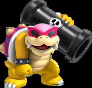 Roy Koopa, New Super Mario Bros. U