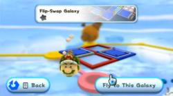 Flip-Swap Galaxy