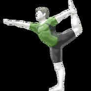 SSB4 Sprite Wii Fit-Trainer 2