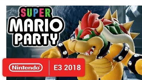 Super Mario Party - Official Game Trailer - Nintendo E3 2018
