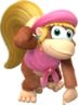200px-Dixie Kong - Donkey Kong Country Tropical Freeze-0.png
